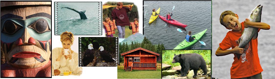 Vacation Property Rentals for Travelers in Ketchikan, Alaska